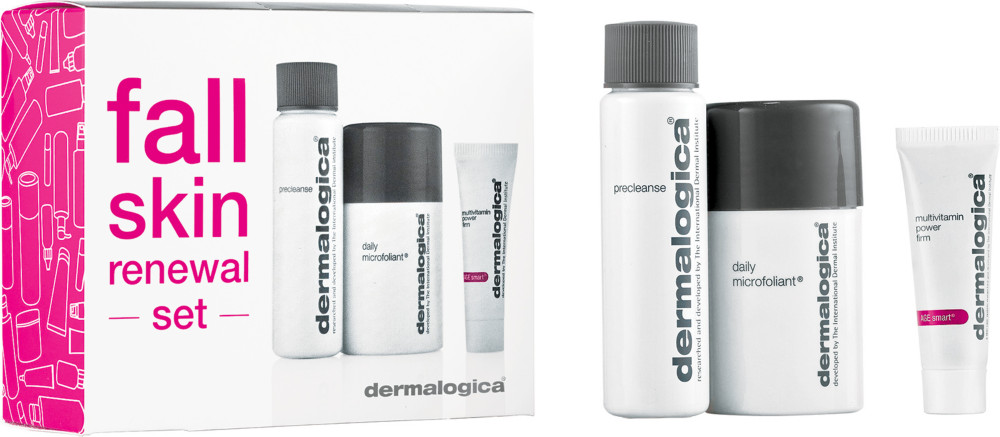Receive a free 3-piece bonus gift with your $65 Dermalogica purchase