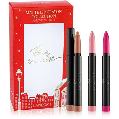 LancômeHoliday Matte Lip Collection