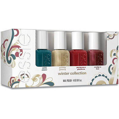 Essie Online Only Winter Collection Mini Set
