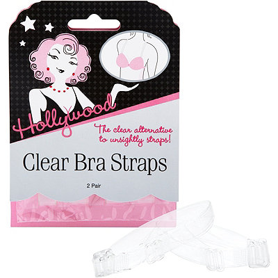 Hollywood Fashion Secrets Clear Bra Straps