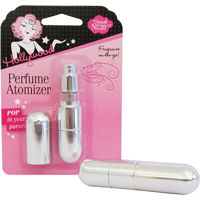 Hollywood Fashion Secrets Fragrance Atomizer