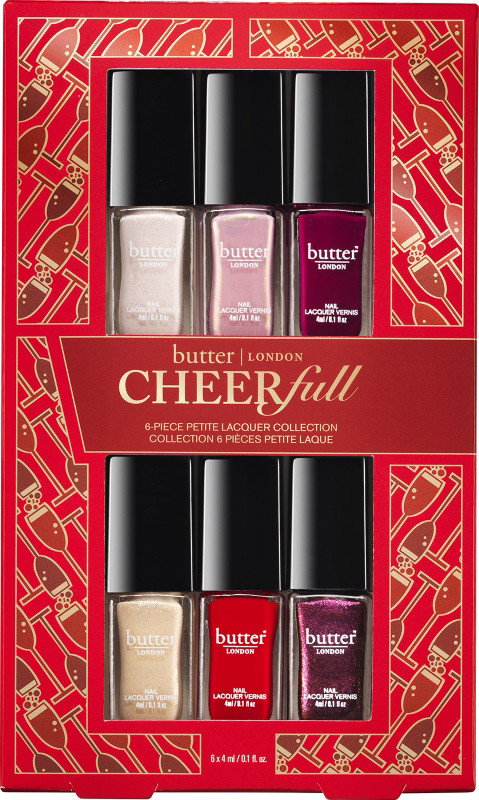 CheerFull 6 Pc Petite Lacquer Collection | Ulta Beauty