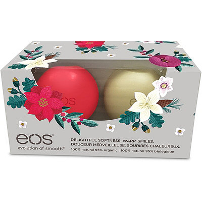 Eos Limited Edition Fall Collection Organic Smooth Sphere Lip Balms