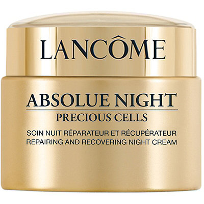 Absolue Precious Cells Night Cream Visibly Repairing and Recovering Night Moisturizer
