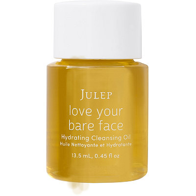 FREE deluxe Love Your Bare Face Cleansing Oil w/any $30 Julep purchase