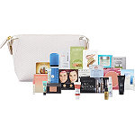 FREE 20 pc. Beauty Bag with any $60 purchase, a $120 value!