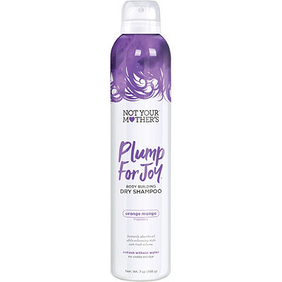 Plump For Joy Body Building Dry Shampoo