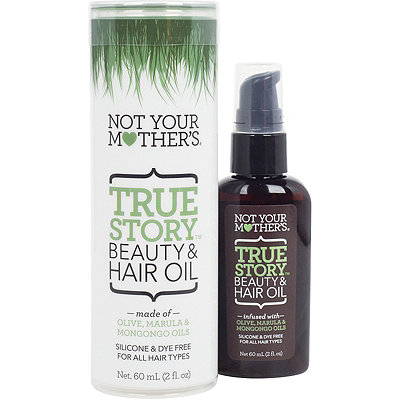 Not Your Mother'sTrue Story Beauty %26 Hair Oil