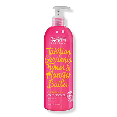 Not Your Mother's Naturals Tahitian Gardenia Flower %26 Mango Butter Curl Defining Conditioner