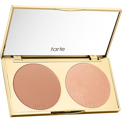 Tarte Double Duty Beauty Don%27t be Afraid to Dazzle Contour and Highlight Palette