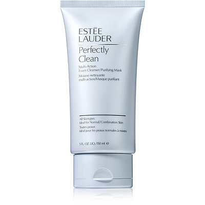 Estée LauderPerfectly Clean Multi-Action Foam Cleanser%2FPurifying Mask