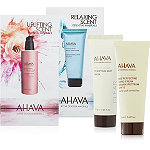 Online Only FREE 4-pc Ahava Sampler with any $35 Ahava purchase