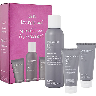 Living ProofSpread Cheer %26 Perfect Hair Kit