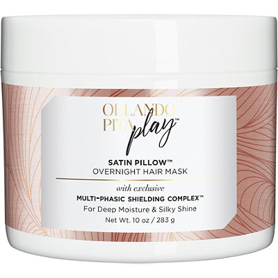 Orlando Pita Play Satin Pillow Overnight Hair Mask