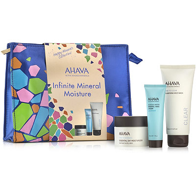 Ahava Online Only Happy Minerals Hydration Essentials Set