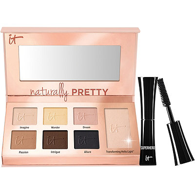 It CosmeticsNaturally Pretty Essentials Your Superhero Eyes Must-Have Eye Set