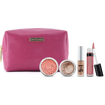 BareMinerals Beauty Break%21 FREE 5pc bareMinerals with any%C2%A0%2450 purchase