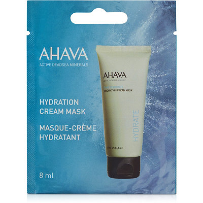 Ahava Online Only Hydration Cream Mask Sachet