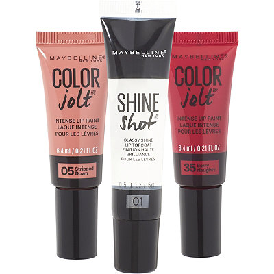MaybellineShine With A Jolt Of Color Nice Limited Edition Set