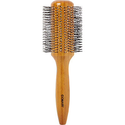 Conair Ultra Detangler Large Round Wood Detangling Brush