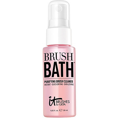 IT Brushes For ULTA Travel Size Brush Bath Purifying Brush Cleanser