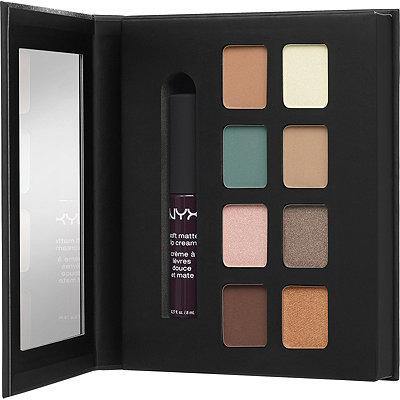 Nyx CosmeticsWanderlust Soft Matte Lip Cream City Set