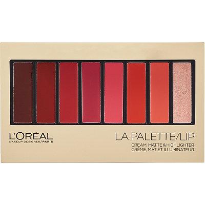 L'OréalColor Riche La Palette Lip Red