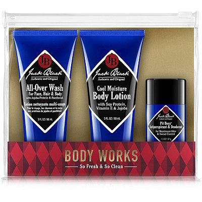 Jack BlackOnline Only Body Works