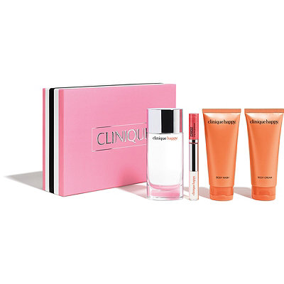 CliniqueFilled With Happiness Set
