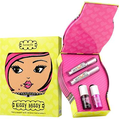 Benefit CosmeticsKissy Missy Limited Edition Ultimate Lip %26 Cheek Kit