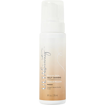 ULTABronze Glow Self Tanning Tinted Mousse