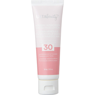 ULTA Tinted Mineral Face Lotion SPF 30