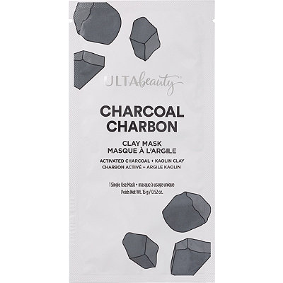 Detoxifying Charcoal Deep Cleansing Clay Mask