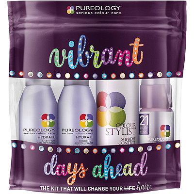 PureologyOnline Only Vibrant Day Ahead Kit