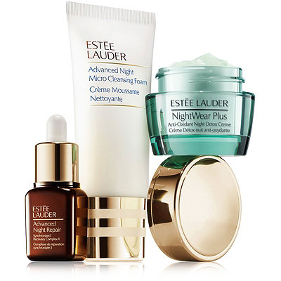 Estée Lauder Detox by Night Get Started Now