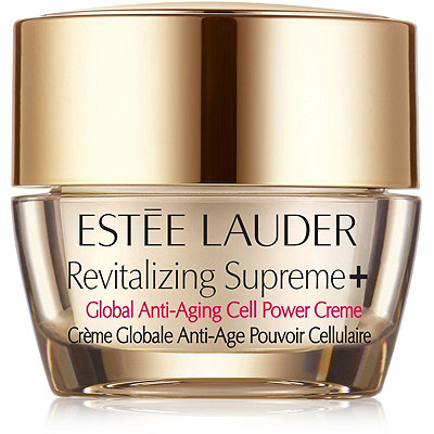 FREE deluxe Revitalizing Supreme Plus Crème w/any $35 Estee Lauder Color or Skin purchase