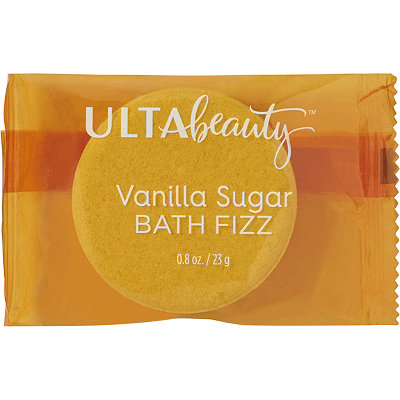 ULTA Sugared Vanilla Bath Fizz