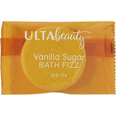 Sugared Vanilla Bath Fizz