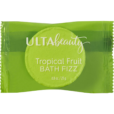 ULTA Tropical Fruit Bath Fizz