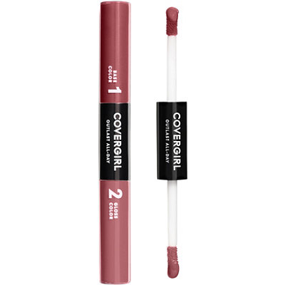 CoverGirl Outlast All-Day Color %26 Lip Gloss