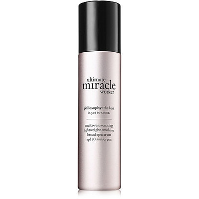 Ultimate Miracle Worker Multi-Rejuvenating Lightweight Emulsion SPF 30