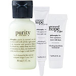 FREE 3-pc Gift w/ any $50 Philosophy Skincare or Foundation purchase