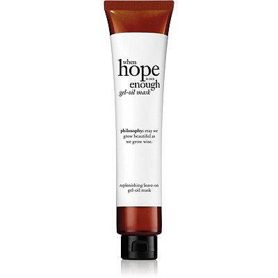 Philosophy When Hope Is Not Enough Gel-Oil Mask