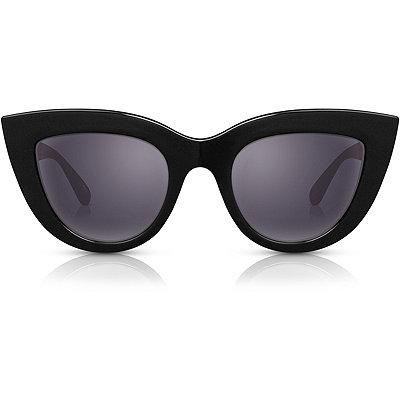 PerverseAcid %22Black%22 Cat-Eye Sunglasses