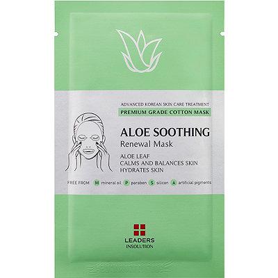 Aloe Soothing Renewal Mask