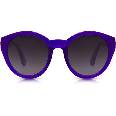 PerversePretty in Purple %22Purple Ram%22 Orchid Clubmaster Sunglasses