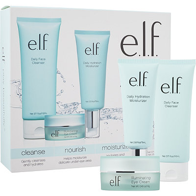 e.l.f. Cosmetics Online Only Skincare Kit