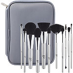 Online Only Silver 11 Piece Brush Collection