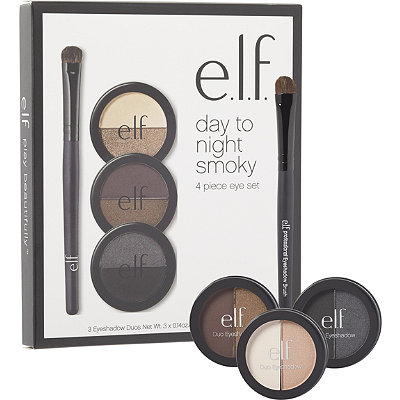 e.l.f. Cosmetics Online Only Day to Night Smoky Eye Set