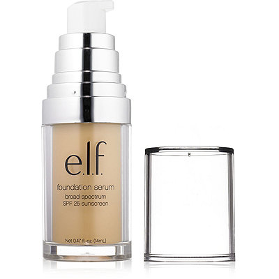 e.l.f. Cosmetics Online Only Beautifully Bare Foundation Serum